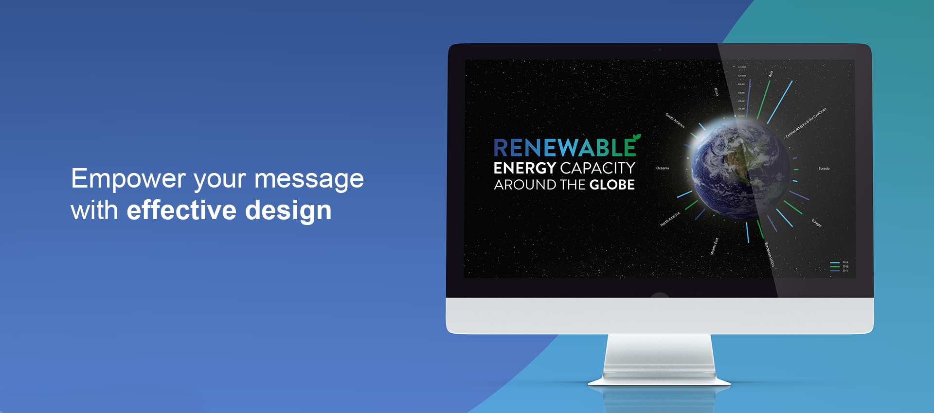 Empower your message with effective design