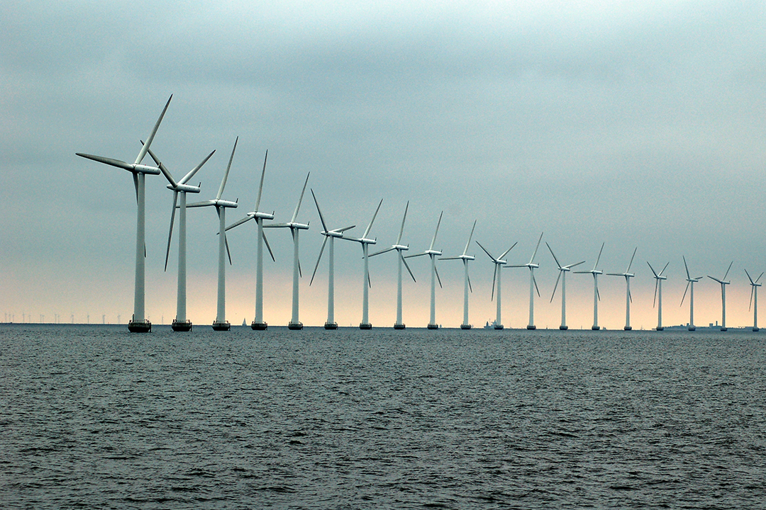 Amazing Powerpoint presentation on offshore wind energy