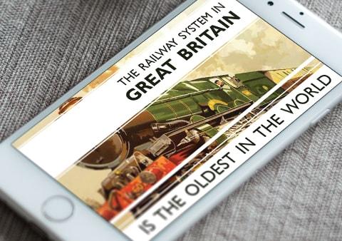 British Railway Presentation