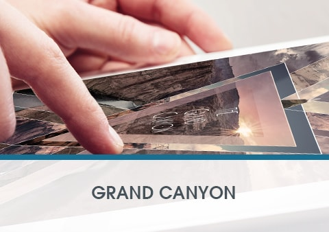 Interactive Grand Canyon Presentation